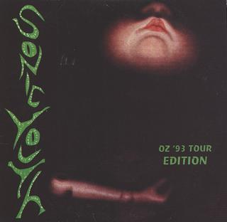 <i>Whores Moaning</i> 1993 EP by Sonic Youth