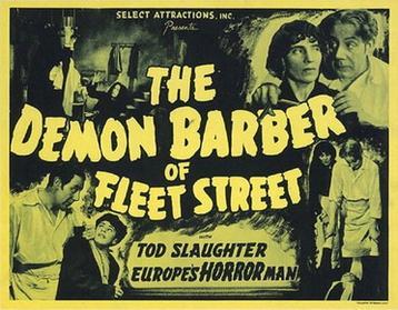 Sweeney Todd: The Demon Barber of Fleet Street (1936 film) - Wikipedia