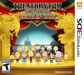Theatrhythm Final Fantasy: Curtain Call - Wikipedia