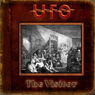 <i>The Visitor</i> (UFO album) studio album by the British hard rock band UFO