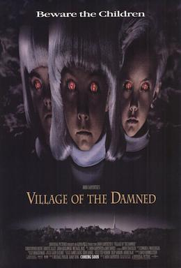 Image result for village of the damned 1995 poster