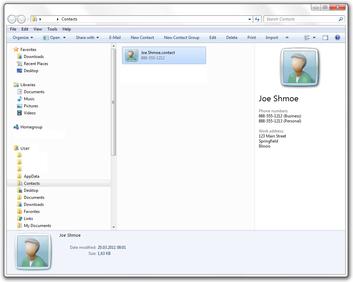 free address book for windows 10