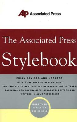 Magazine article titles ap style writing