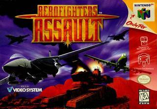 <i>Aero Fighters Assault</i>