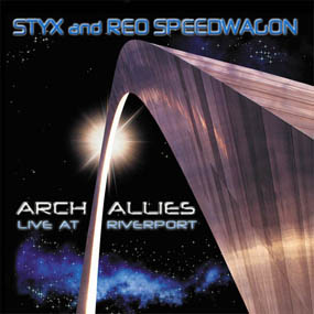 <i>Arch Allies: Live at Riverport</i> 2000 live album by Styx and REO Speedwagon