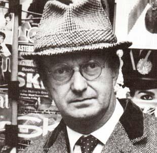 Auberon Waugh author