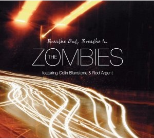 <i>Breathe Out, Breathe In</i> 2011 studio album by The Zombies