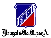 The Brugal logo