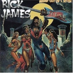 <i>Bustin Out of L Seven</i> 1979 studio album by Rick James