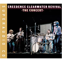 <i>The Concert</i> (Creedence Clearwater Revival album) 1980 live album by Creedence Clearwater Revival