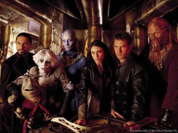 File:Cast of Farscape season 2.jpg