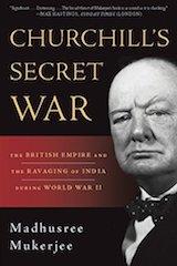 <i>Churchills Secret War</i> book by Madhusree Mukerjee
