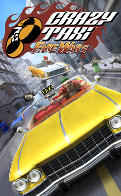 New Playstation 5 >> Crazy Taxi: Fare Wars - Wikipedia