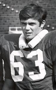 Doug Adams (American football) American football player