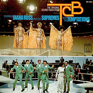 <i>TCB</i> (TV program) 1968 soundtrack album by Diana Ross & the Supremes with The Temptations