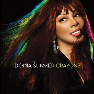 Donna Summer Crayons 2008 preview 0