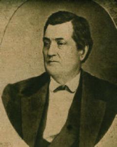 Elisha Baxter American judge