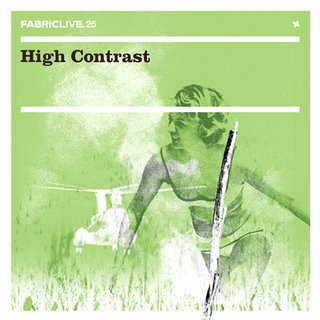<i>FabricLive.25</i> 2005 compilation album by High Contrast
