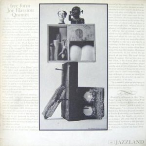 <i>Free Form</i> (Joe Harriott album) 1961 studio album by Joe Harriott