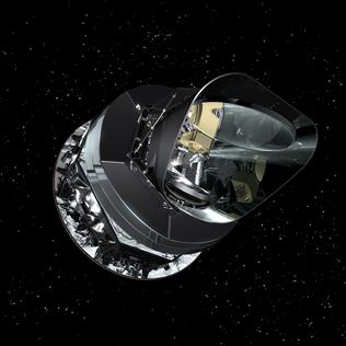 <i>Planck</i> (spacecraft) European cosmic microwave background observatory; medium-class mission in the ESA Science Programme