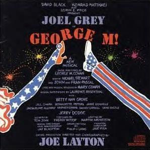 <i>George M!</i> musical