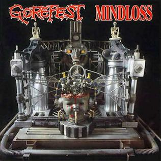 <i>Mindloss</i> 1991 studio album by Gorefest