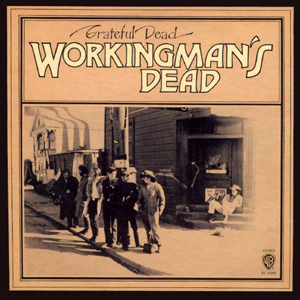 Cover of Grateful Dead's landmark Workingman's Dead, 1970. Wikipedia image