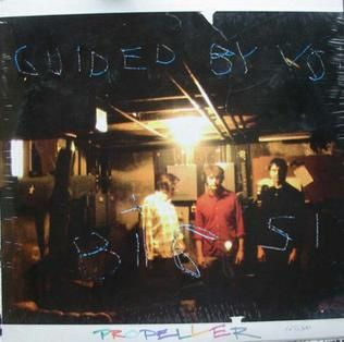 <i>Propeller</i> (Guided by Voices album) album by Guided by Voices