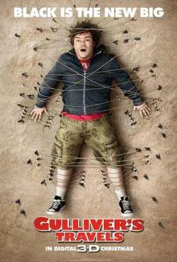 Gulliver's Travels (2010) movie poster
