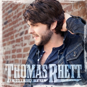 <i>It Goes Like This</i> 2013 studio album by Thomas Rhett