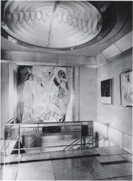 Jacques Doucet%27s h%C3%B4tel particulier, 33 rue Saint-James, Neuilly-sur-Seine, 1929 photograph Pierre Legrain.jpg