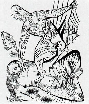 File:Kokoschka Mörder, Hoffnung der Frauen 1909 sketch.jpg ...
