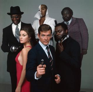 Promotional image of the cast of Live and Let ...