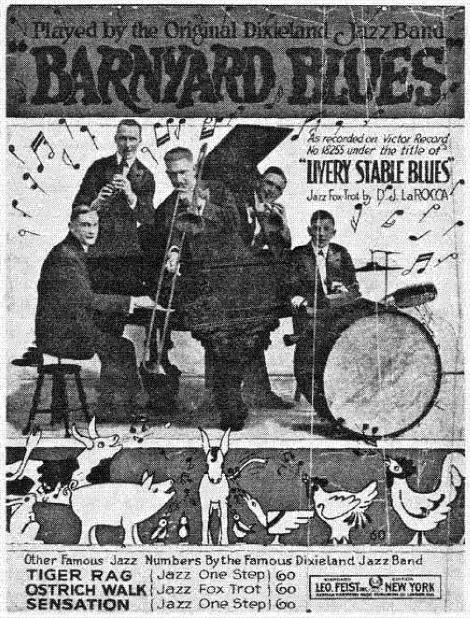 File:Livery stable Blues Barnyard Blues ODJB Feist Sheet Music.png ...