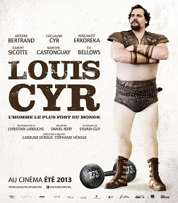 louis cyr film wikipedia