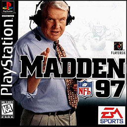 <i>Madden NFL 97</i> 1996 video game