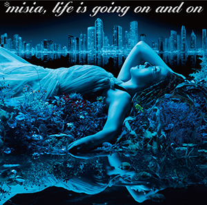 <i>Life Is Going On and On</i> 2018 studio album by Misia