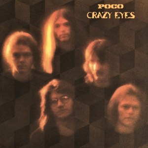 <i>Crazy Eyes</i> 1973 studio album by Poco