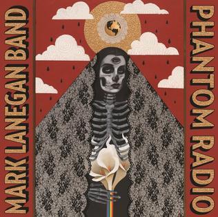 <i>Phantom Radio</i> 2014 studio album by Mark Lanegan Band