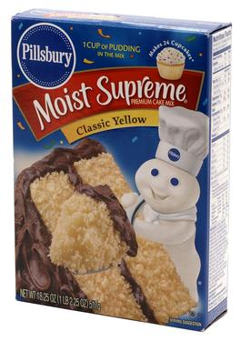 Pillsbury Yellow Cake Mix High Altitude