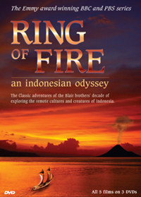 Ring of Fire: An Indonesian Odyssey