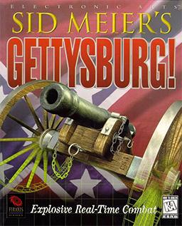 File:Sid Meier's Gettysburg! Coverart.png