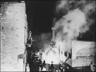 השריפה במועדון הקוקנט גרוב - הפודקאסט עושים היסטוריה