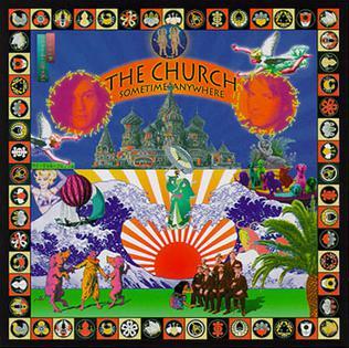 <i>Sometime Anywhere</i> 1994 studio album by The Church