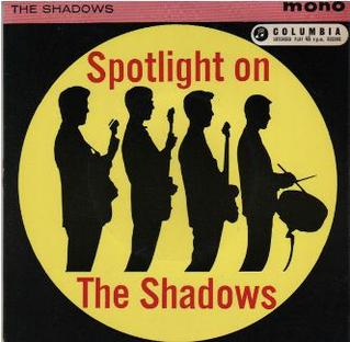 <i>Spotlight on The Shadows</i> 1962 EP by The Shadows