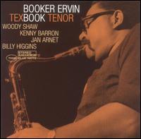 <i>Tex Book Tenor</i> album by Booker Ervin