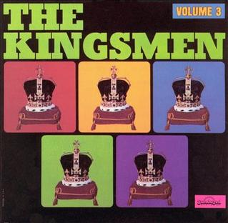 <i>The Kingsmen Volume 3</i> album by The Kingsmen