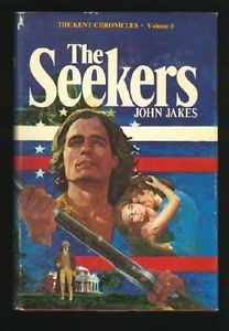 The Seekers John Jakes novel 1975 first edition.jpg
