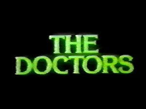 <i>The Doctors</i> (1963 TV series) American television soap opera series (1963-1982)
