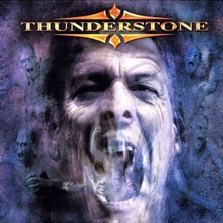 <i>Thunderstone</i> (album) 2002 studio album by Thunderstone